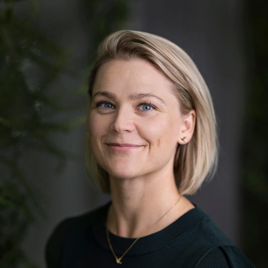 Ingrid Østgaard Buaas